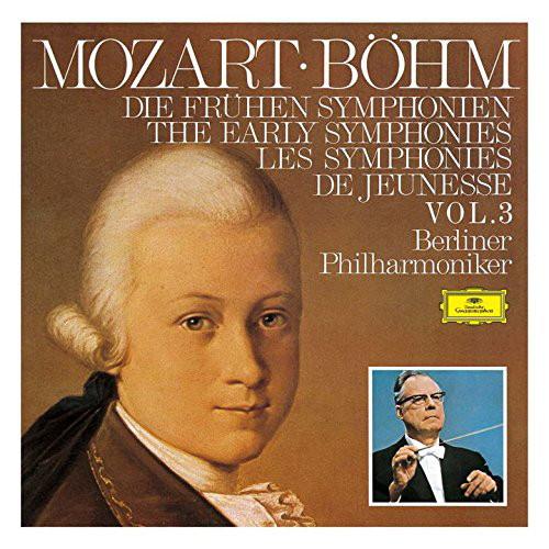 ベーム/モーツァルト:初期交響曲集Vol.3