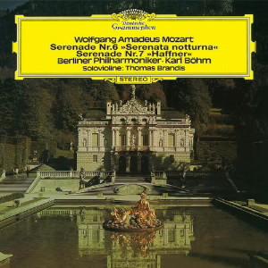 ベーム/モーツァルト:セレナード第6番「セレナータ・ノットゥルナ」&第7番「ハフナー」
