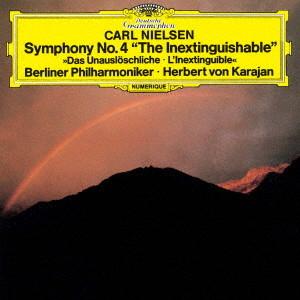 カラヤン/ニールセン:交響曲第4番「不滅」