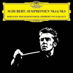 カラヤン/シューベルト:交響曲第8番「未完成」第9番「ザ・グレイト」