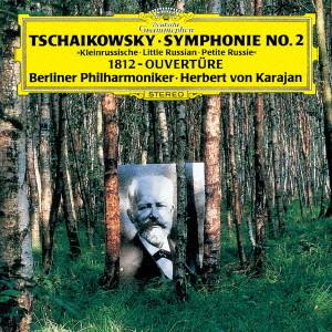 カラヤン/チャイコフスキー:交響曲第2番「小ロシア」、大序曲「1812年」