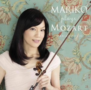 千住真理子/MARIKO plays MOZART