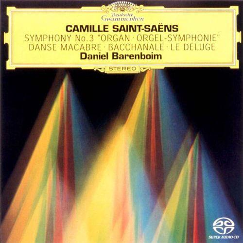 バレンボイム/サン=サーンス:交響曲第3番「オルガン」、他