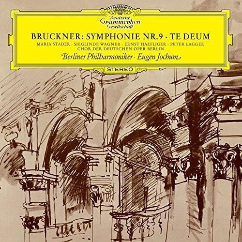 ヨッフム/ブルックナー:交響曲 第9番、テ・デウム(紙ジャケット仕様)