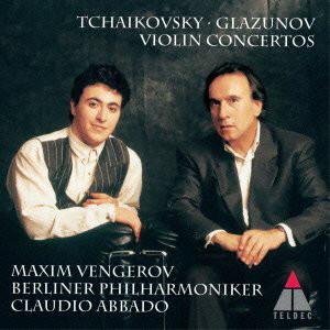 ヴェンゲーロフ/チャイコフスキー:ヴァイオリン協奏曲