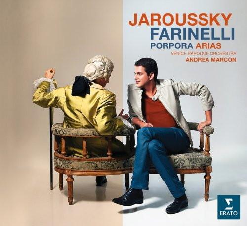 ジャルスキー/ポルポラによるファルネッリのためのアリア集