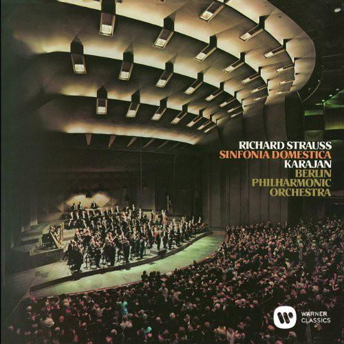カラヤン/R.シュトラウス:家庭交響曲