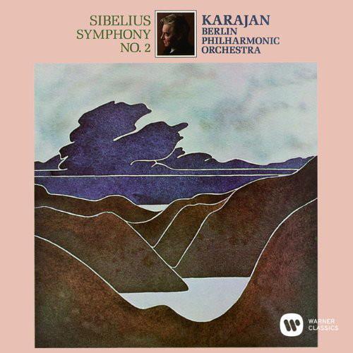 カラヤン/シベリウス:交響曲第2番