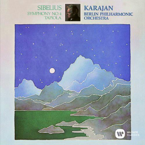 カラヤン/シベリウス:交響曲第4番