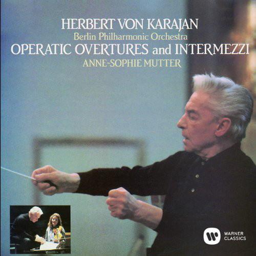 カラヤン/オペラ序曲、間奏曲集