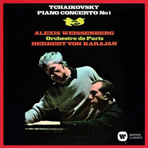 カラヤン/チャイコフスキー:ピアノ協奏曲第1番
