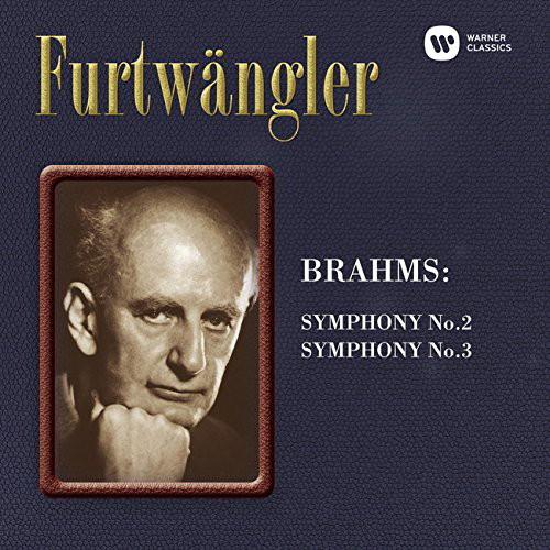 フルトヴェングラー/ブラームス:交響曲第2番&第3番