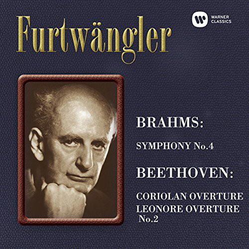 フルトヴェングラー/ブラームス:交響曲第4番 他