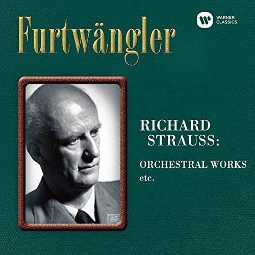 フルトヴェングラー/R.シュトラウス:管弦楽曲集