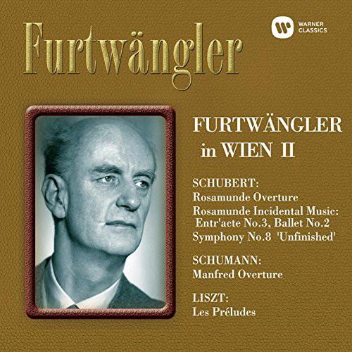フルトヴェングラー/ウィーンのフルトヴェングラー 第2集