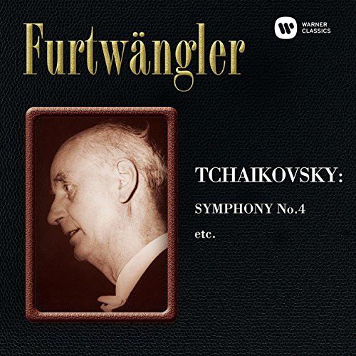 フルトヴェングラー/チャイコフスキー:交響曲第4番&「弦楽セレナード」より