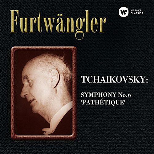 フルトヴェングラー/チャイコフスキー:交響曲第6番「悲愴」