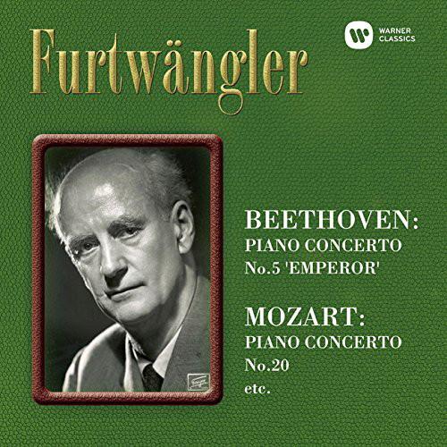 フルトヴェングラー/ベートーヴェン:ピアノ協奏曲第5番「皇帝」