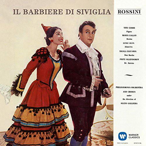 カラス/ロッシーニ:歌劇「セビリャの理髪師」全曲