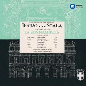 カラス/ベッリーニ:歌劇「夢遊病の女」全曲