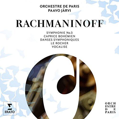 ヤルヴィ(パーヴォ)/ラフマニノフ:交響曲第3番、カプリッチョ・ボヘミアン 他