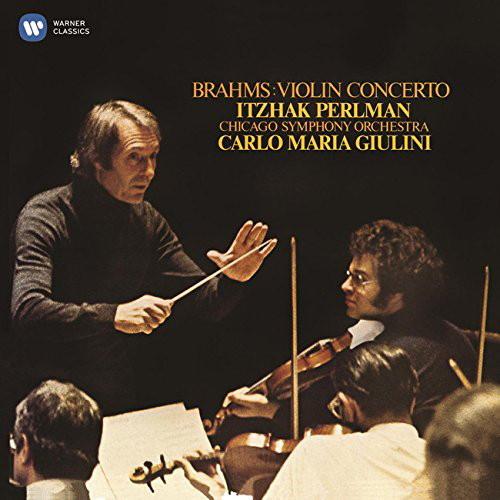 パールマン/ブラームス:ヴァイオリン協奏曲(2015リマスター)