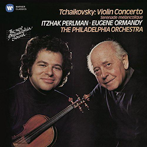 パールマン/チャイコフスキー:ヴァイオリン協奏曲、ゆううつなセレナード(2015リマスター)