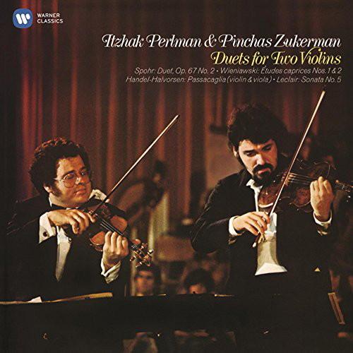 パールマン/2つのヴァイオリンのための二重奏集(2015リマスター)