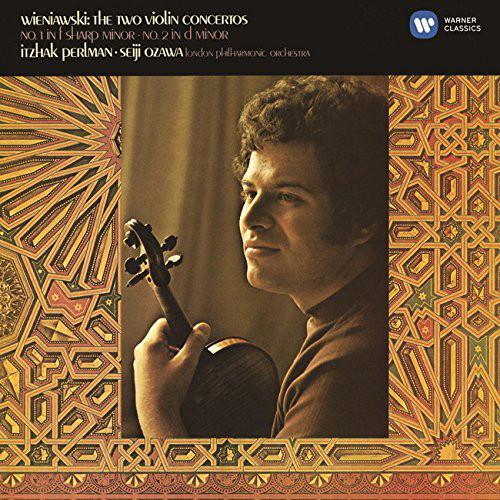 パールマン/ヴィエニャフスキ:ヴァイオリン協奏曲第1番、第2番(2015リマスター)