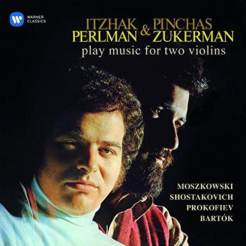 パールマン/2つのヴァイオリンのための音楽集(2015リマスター)