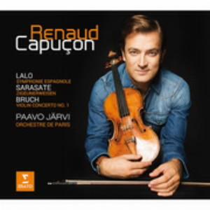 カピュソン/サラサーテ:ツィゴイネルワイゼン、ラロ&ブルッフ協奏曲