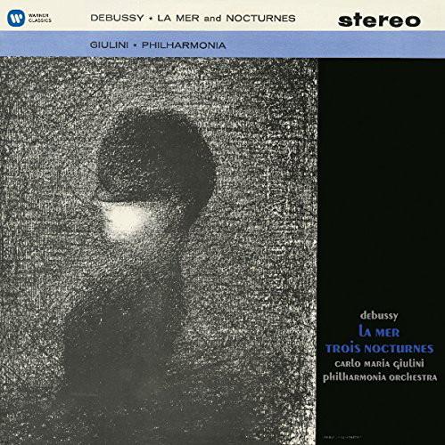 ジュリーニ/ドビュッシー:海、夜想曲、ラヴェル:「ダフニスとクロエ」第2組曲 他(SACDハイブリッド)