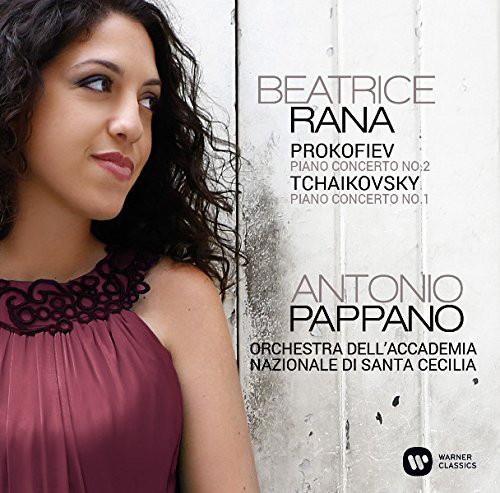 ラナ/チャイコフスキー&プロコフィエフ:ピアノ協奏曲