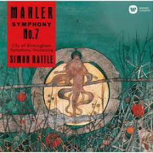 ラトル/マーラー:交響曲第7番「夜の歌」