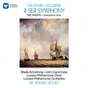 ボールト/ヴォーン・ウィリアムズ:海の交響曲(交響曲第1番) 「すずめばち」