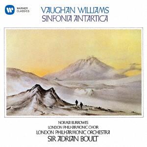 ボールト/ヴォーン・ウィリアムズ:南極交響曲(交響曲第7番)