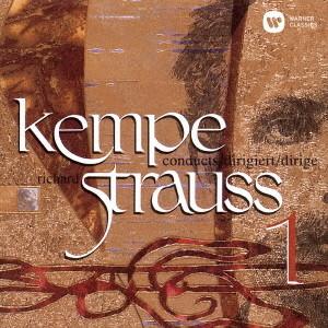 ケンペ/R.シュトラウス:ツァラトゥストラはかく語りき ほか