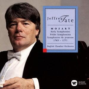 テイト/モーツァルト:初期交響曲集第1集(1765-1771)