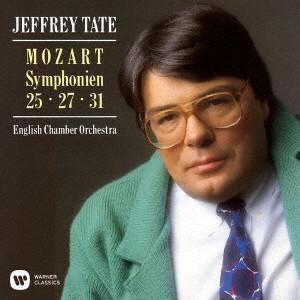 テイト/モーツァルト:交響曲第25番 第27番 第31番「パリ」