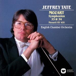 テイト/モーツァルト:交響曲第33番 第34番