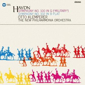 クレンペラー/ハイドン:交響曲第100番「軍隊」 第102番(SACDハイブリッド)