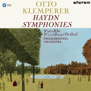 クレンペラー/ハイドン:交響曲第98番 第101番「時計」(SACDハイブリッド)