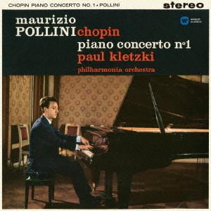 ポリーニ/ショパン:ピアノ協奏曲第1番 他(SACDハイブリッド)