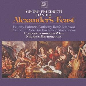 アーノンクール/ヘンデル:オラトリオ「アレクサンダーの饗宴」