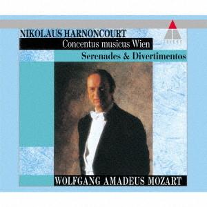 アーノンクール/モーツァルト:セレナード、ディヴェルティメント、ファゴット協奏曲、他