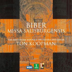 コープマン/ビーバー:53声部のザルツブルク大聖堂のためのミサ