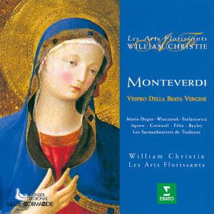クリスティ/モンテヴェルディ:聖母マリアの夕べの祈り