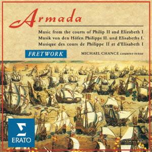 フレットワーク/アルマダ 〜フェリペ2世(スペイン)とエリザベス1世(イギリス)期の宮廷音楽