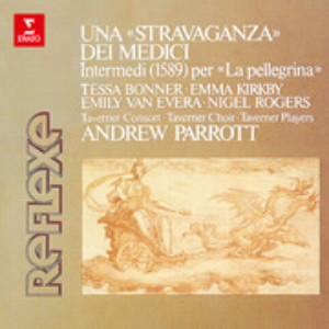 パロット/メディチ家の祝祭 〜「ラ・ペレグリーナ」のためのインテルメディオ(1589年)