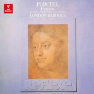 ロンドン・バロック/パーセル:ヴィオールのためのファンタジア集